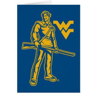 WVU Mountaineer Card