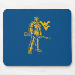 """WVU Mountaineer Mouse Pad<br><div class=""""desc"""">Check out these West Virginia University products! These make for perfect gifts for the Mountaineers in your life including family, friends, students, alumni, and fans. Show off your WVU pride by joining the Mountaineer Nation in wearing Gold and Blue. Stock up on all of your football and tailgating necessities here,...</div>"""