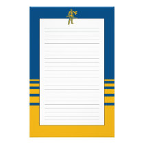 WVU Mountaineer Stationery