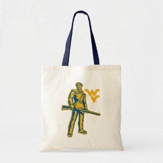 WVU Mountaineer Tote Bag