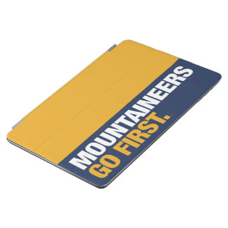 WVU Mountaineers Go First iPad Air Cover