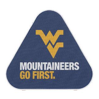 WVU Mountaineers Go First Speaker