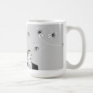 WW032 ninja bunny badass waitwot Coffee Mug