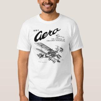 WW1 Aero Albatros D.Va T-Shirt