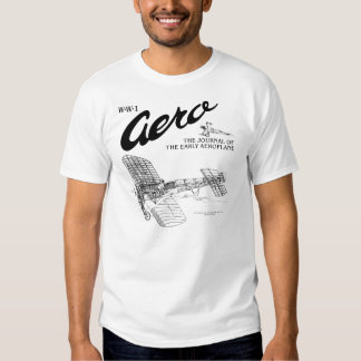 WW1 Aero Bleriot XI T-Shirt