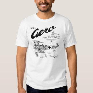 WW1 Aero Fokker Dr.1 Triplane T-Shirt