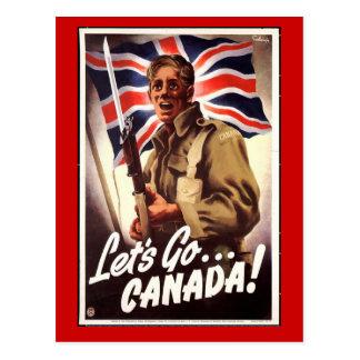 WW1 Collectors Card 1914 CANADA PROPAGANDA