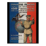 WW1 Collectors Card 1914 CANADA PROPAGANDA Post Cards