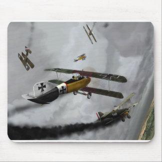WW1 Furball Mouse Pad