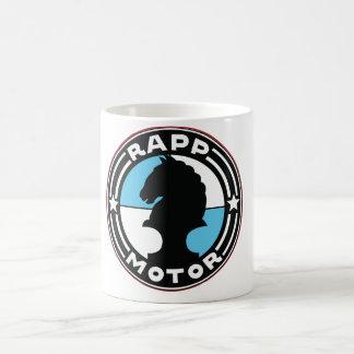WW1 Rapp Motor, BMW Phase logo mug