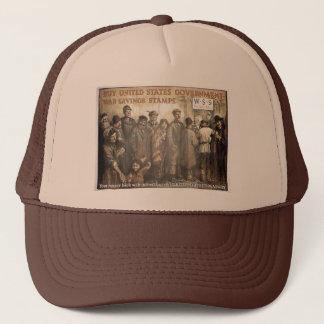 WW1Stamps Trucker Hat