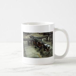 WW2 Airplane Factory, 1940s Classic White Coffee Mug