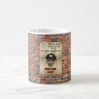 WW2 ARP Recruiting Poster Coffee Mug