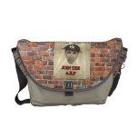 WW2 ARP Recruiting Poster Messenger Bag