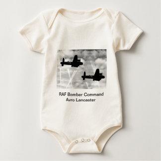 WW2 Avro Lancaster Bomber Baby Bodysuits
