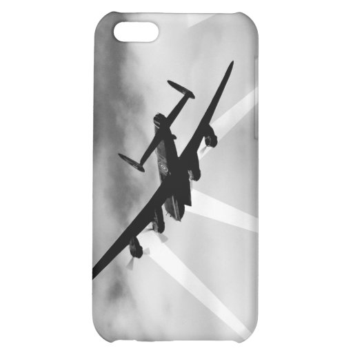 WW2 Avro Lancaster Bomber Cover For iPhone 5C