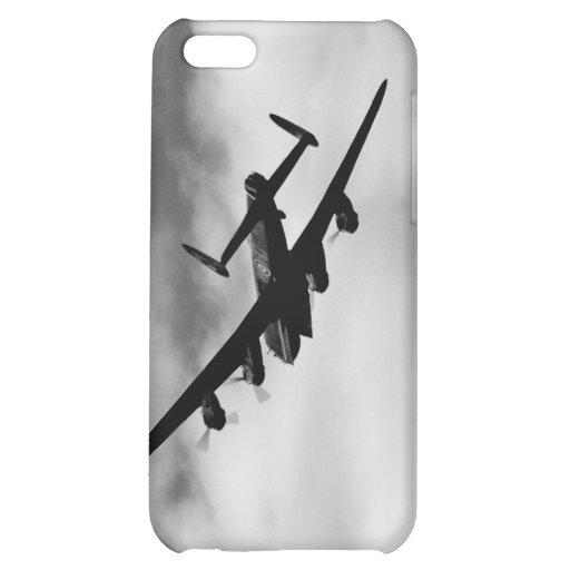 WW2 Avro Lancaster Bomber Case For iPhone 5C