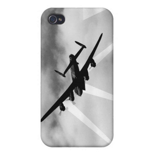 WW2 Avro Lancaster Bomber iPhone 4/4S Cases