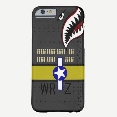 WW2 bomber phone case