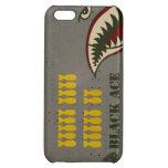 WW2 bomber shark teeth iPhone 5C Covers