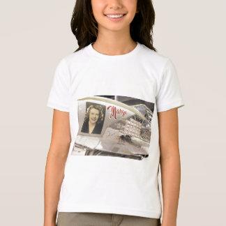 WW2 Fighter Plane Nose Art T-Shirt