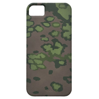 WW2 Germany forces Oak Leaf camouflage iPhone 5 ケース
