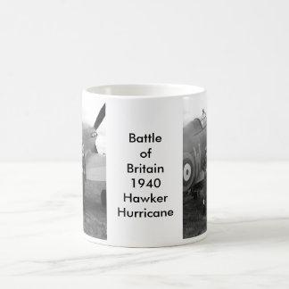 WW2 Hurricane Fighter Plane Coffee Mug