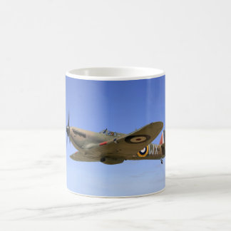 WW2 Hurricane Fighter Plane Coffee Mug