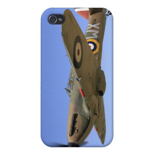 WW2 Hurricane Fighter Plane iPhone 4/4S Covers