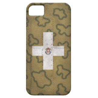 WW2 Italian air force machine camouflage 001 iPhone SE/5/5s Case