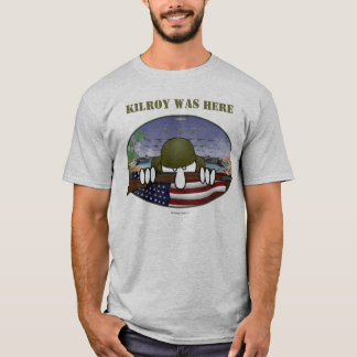 WW2 Kilroy T-Shirt