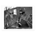 WW2 mujeres Welders, 1942 Postal