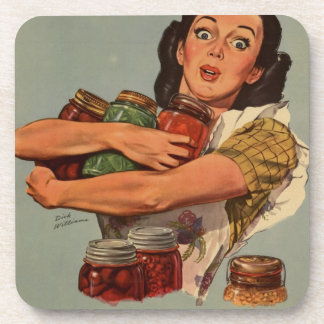 WW2 poster: of course, i can! Coasters