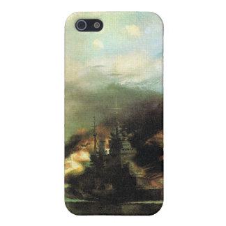 WW2 Sea Battle iPhone SE/5/5s Cover