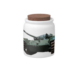 WW2 Tank Candy Dish