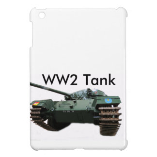 WW2 Tank iPad Mini Case