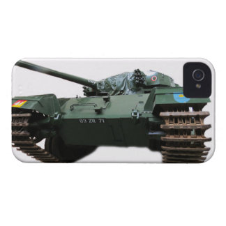 WW2 Tank iPhone 4 Case
