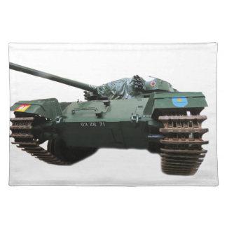 WW2 Tank Placemats