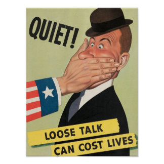 WW2 U.S. Propaganda Poster