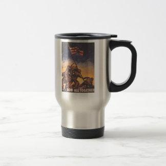 WW2 USMC 9 COFFEE MUG