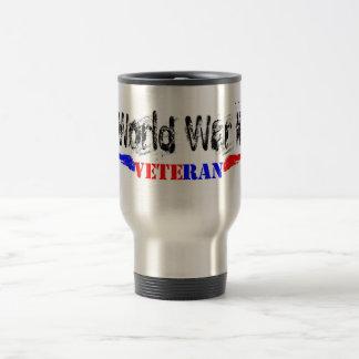 WW2 veteran Travel Mug