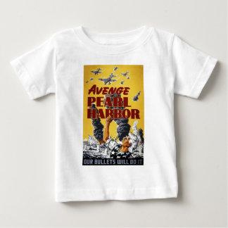 WW2 Wartime Propaganda Poster Baby T-Shirt
