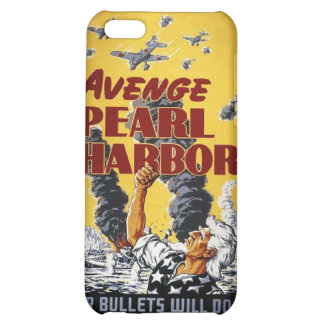 WW2 Wartime Propaganda Poster iPhone 5C Case