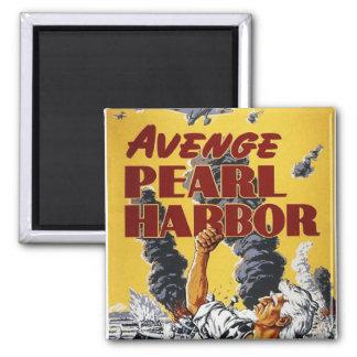 WW2 Wartime Propaganda Poster Fridge Magnet