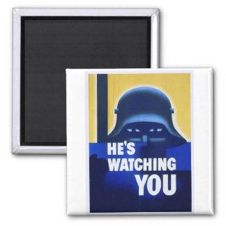 WW2 Wartime Propaganda Poster Fridge Magnets