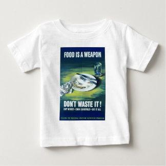 WW2 Wartime Propaganda Poster T-shirt