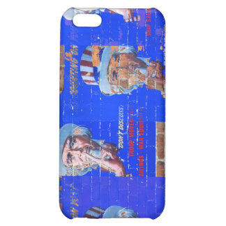 WW2 Wartime Propaganda Posters Case For iPhone 5C