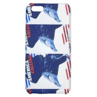 WW2 Wartime Propaganda Posters Cover For iPhone 5C