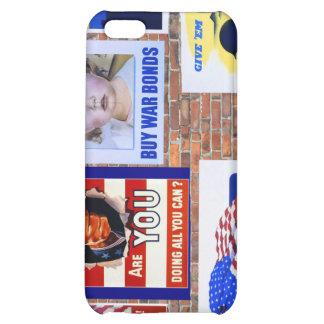 WW2 Wartime Propaganda Posters iPhone 5C Cover