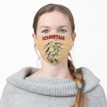 WW84 | The Cheetah Retro Comic Art Adult Cloth Face Mask